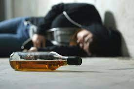أعراض إدمان الكحول