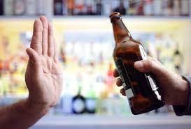 أعراض التوقف عن شرب الكحول
